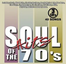 Soul Hits Of The 70's - 3 DISC SET - Soul Hits Of The 70's (CD Used Very Good)