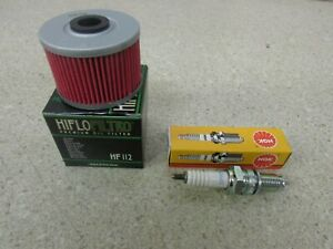 84-95 HONDA XR250R XR250 XR 250 TUNE UP KIT OIL FILTER SPARK PLUG DPR9Z