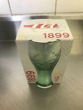 COLLECTABLE COCA COLA 2015 MCDONALDS COKE GLASSES - 1899 - NEW IN BOX