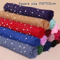 Women's Scarf Hijab Ladies Muslim Scarves Wrap Shawl Stole Head Cover Soft Scarf