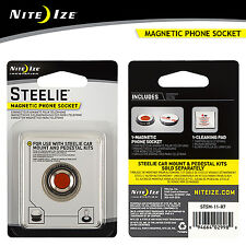 Nite Ize Steelie Magnetic Phone Socket Kit STSM-11-R7