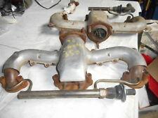 1990 chevrolet corvette header style exhaust manifolds