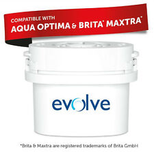 Aqua Optima Evolve DOUBLE LIFE 60-Day Water Filter Fit Maxtra (BUY 3 GET 1 FREE)