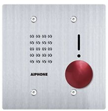 New Aiphone IS-SSR-2G Vandal Weather and Resistant Intercom