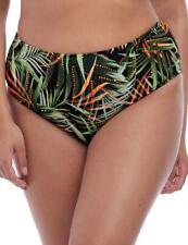 Elomi Amazonia Bikini Brief Bottoms 7164 Womens Swimwear Khaki Print