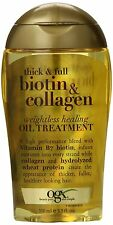 KoKo: Organix Thick & Full Biotin & Collagen Weightless Oil Treatment ~ 100 ml