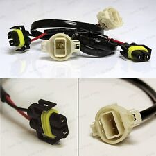5202 Wire Harness for HID Ballast to Stock Socket HID Xenon Kit Wiring x2