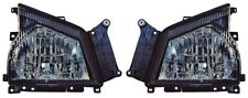 2004-2007 Isuzu NPR NQR 2005-2006 GMC W-Series W4500 Head Light PAIR