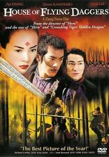 House of Flying Daggers ~ Ziyi Zhang Takeshi Kaneshiro ~ DVD ~ FREE Shipping USA