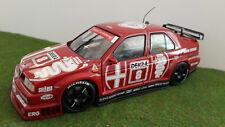 ALFA ROMEO 155 V6 TI LARINI 1993 # 8 DTM ALFA CORSE 1/18 UT MINICHAMPS 180930121