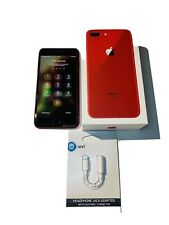 Apple iPhone 8 Plus PRODUCT RED 256GB (Verizon) A1864 (CDMA + GSM) used