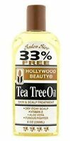 Hollywood Beauty Tea Tree Oil Skin - Scalp Treatment, 8 oz (Pack of 5)
