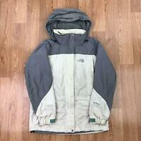 Vintage THE NORTH FACE Womens HYVENT Jacket | Hooded Waterproof | Medium M White