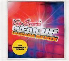 (GT400) Kim Sozzi, Break Up - 2007 DJ CD