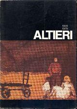 ALTIERI - Patuna Bruno (a cura di), Altieri 1949-1979