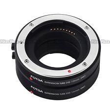 FOTGA Macro AF Auto Focus Extension Tube 10mm 16mm Set DG for Canon EOS M EOS-M
