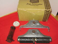 Kirby Vintage Parts Rug Renovator & Miracle Head With Original Box & Junk