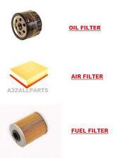 Pour Renault Laguna 1.9TD DCI 2000 01 02 03 04 05 service 06 pièces Kit de Filtre Set