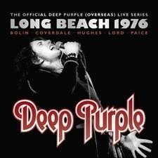 DEEP PURPLE  Long Beach 1976 (2016 Edition)   2 CD  NEU & OVP