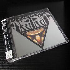 These New Puritans - Beat Pyramid JAPAN CD+Bonus Track W/OBI WIGCD207J #113-1