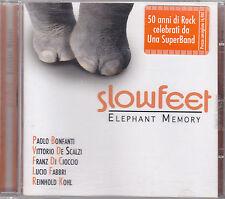 SLOWFEET - elephant memory CD