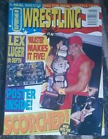 Superstars Of Wrestling Magazine - Issue 16 (1993) WWF WCW WWE ECW Mega Rare