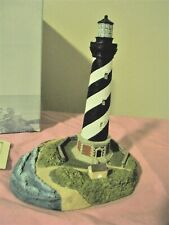 Cape Hatteras Lighthouse Replica North Carolina by Harbor Lights/signed