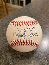 Beautiful Derek Jeter Signed Autograph Official Major League Baseball JSA LOA