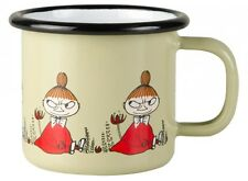 Moomin Enamel Mug Friends Little My 0.15 L Muurla