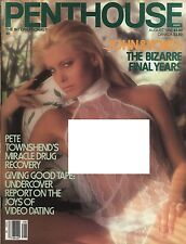 Vintage US Penthouse magazine 1983-08 Shana Ross, Valerie Rae Clarck (Caligula)