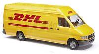 BUSCH 47851 - Mercedes-Benz Sprinter ''DHL''Scala H0 1:87
