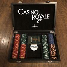 More details for james bond 007 - casino royale poker chips