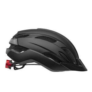 Helmet Trace LED Matte Black 2021 BELL Bicycle