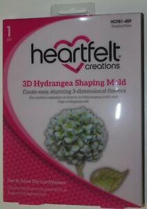 Heartfelt Creations 3D Hydrangea Shaping Mold - HCFB1-489