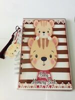 Baby Journal, Baby Book, Baby Journal And Memory Book, Teddy Bear
