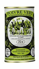 Madagascar Green Peppercorns in brine 6.17oz 1 PACK Free Shipping