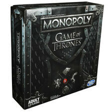 Game of Thrones Monopoly Board Game New 2019 Edition