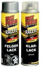 Fast Finish Rallye Set Felgenlack 292842 Klarlack 292859