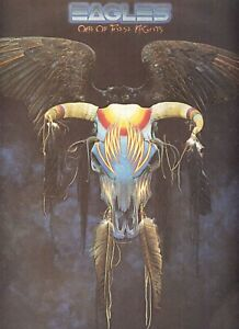 EAGLES -  One of these nights - LP (33 TOURS) -