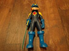 "2005 MATTEL--MEGA MAN--10"" MEGA MAN  NT WARRIOR FIGURE (LOOK)"