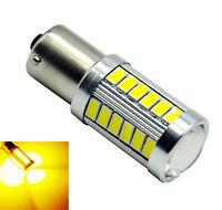 1 ampoule à LED  BA15s /  P21w   Orange  pour clignotant