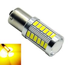 1 ampoule à LED 5630  auto   BAU15s /  Py21w 12V  Orange  pour clignotant