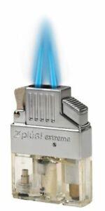 Z Plus! Jet Lighter Butane Insert, Dual/Twin Flame, Refillable (ZINS2)
