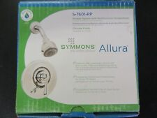Symmons Allura Shower System W/ Multifunction Shower Head S-7601-RP Chrome