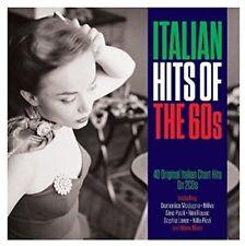 Italian Hits of the 60s 40 Original Italian Chart Hits on 2 CDs