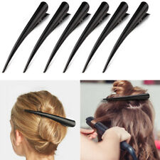 6/12pcs Metal Non-slip Crocodile Clip Hair Clip Hairdressing Styling Tool l