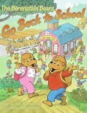 The Berenstain Bears Go Back to School by Jan Berenstain, Michael Berenstain...