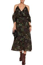 WALTER BAKER Eleanor Desert Bloom Cold Shoulder Dress Size 2 NWT $259