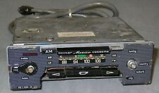 Vntg Becker Mexico Am Fm Cassette Car Stereo Radio (Less Amp) Parts or Restore