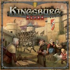 Z-Man Games: Kingsburg (Second Edition) board game (New)